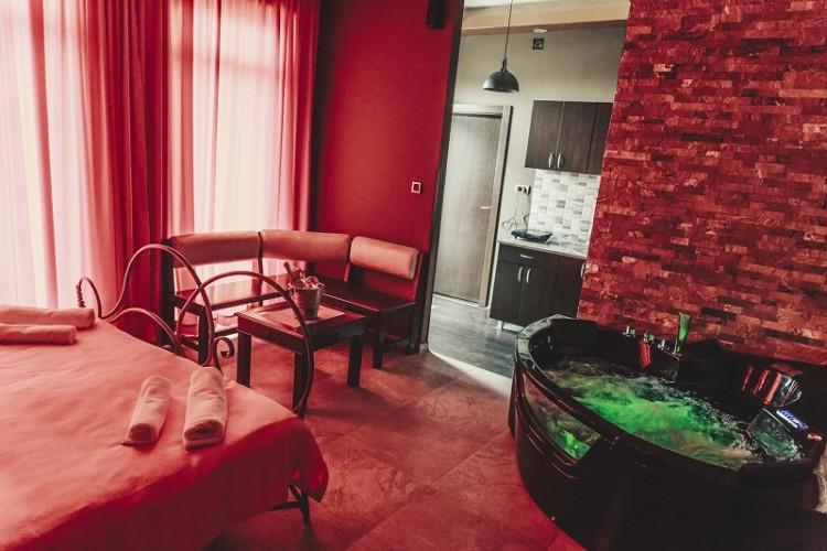 spa apartman istok beograd sa dakuzijem