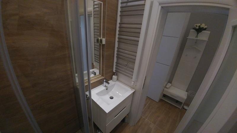 stan na dan beograd moskva, dvosobni apartmani dorcol