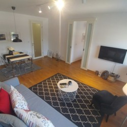 apartmani novi beograd dvosobni stan na dan belvil