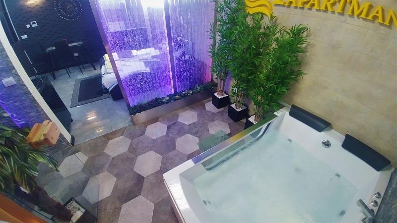 spa apartmani beograd sa djakuzijem i saunom