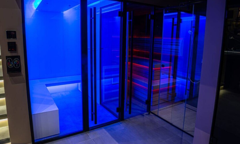 spa apartman komodo sa luksuznom opremom