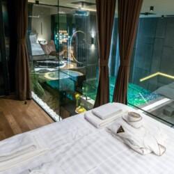 jacuzzi apartmani beograd sa bazenom